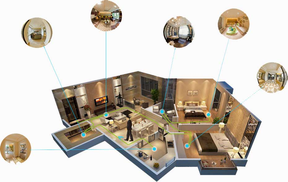 visita virtual inmobiliaria